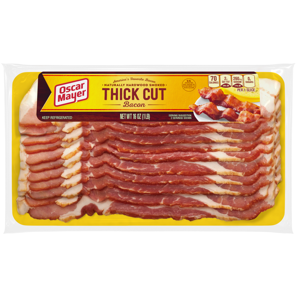recipe: how many calories are in oscar mayer turkey bacon [37]