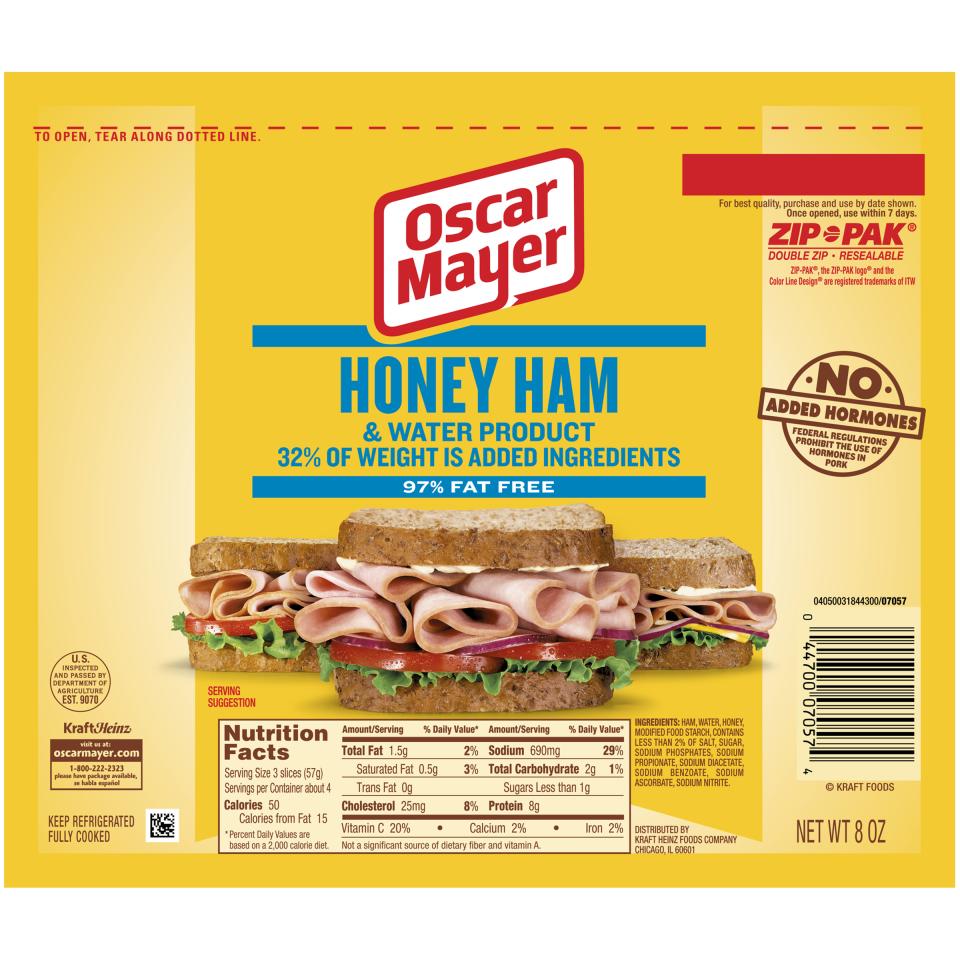 Oscarmayer Product