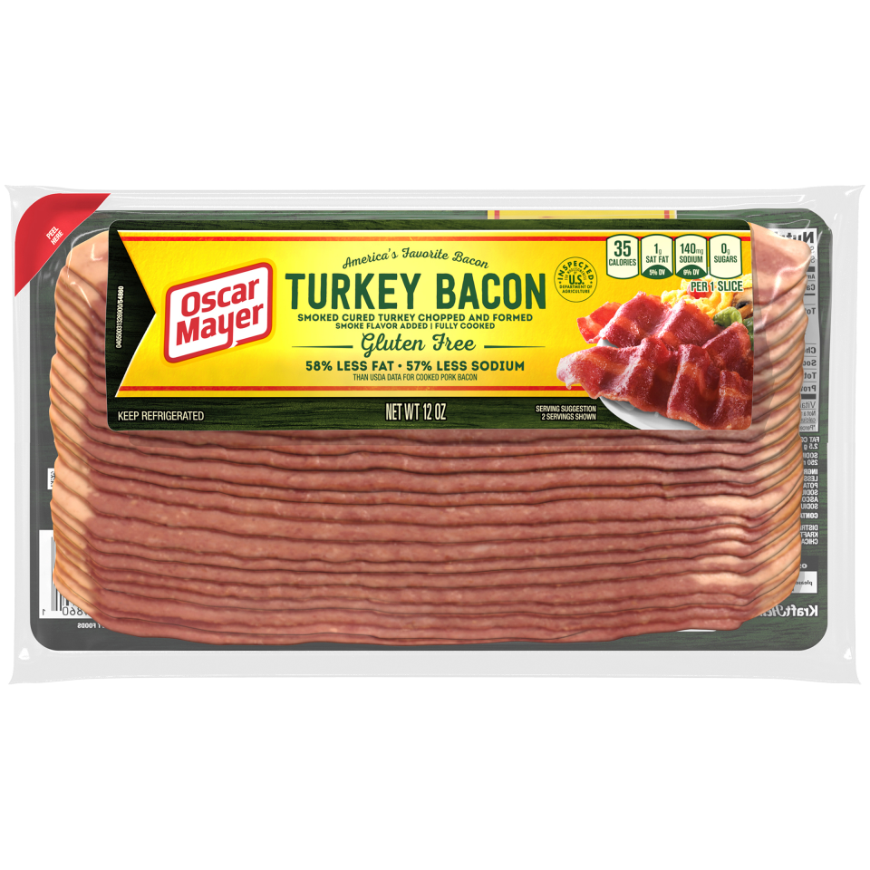 recipe: how many calories are in oscar mayer turkey bacon [2]