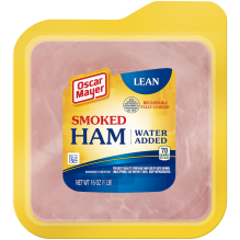 Lean Smoked Ham Slices