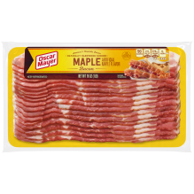Naturally Hardwood Smoked Maple Bacon