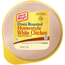 Homestyle White Chicken