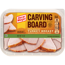 Carving Board Oven Roasted Turkey Breast