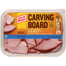 Carving Board Slow Roasted Ham