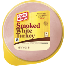 Smoked White Turkey