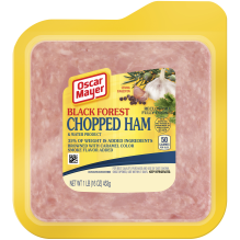 Black Forest Chopped Ham Slices