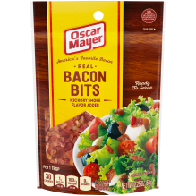 OSCAR MAYER Bacon Bits 2.25 oz 2.3 oz