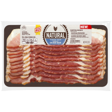 Natural Smoked Uncured Thick Cut Bacon
