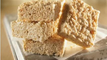 Marshmallow Crispy Squares