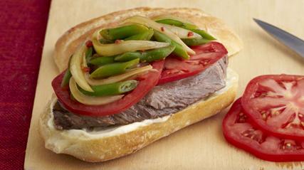 Chacareros Chilean Sandwich