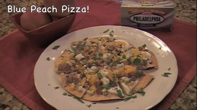 RWOP Finalist: Blue Peach Pizza