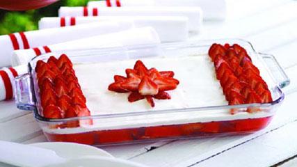 Canada Day Cake Recipe Canadian Living