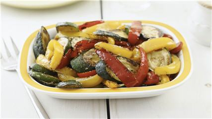 Grilling Veggies Three Ways