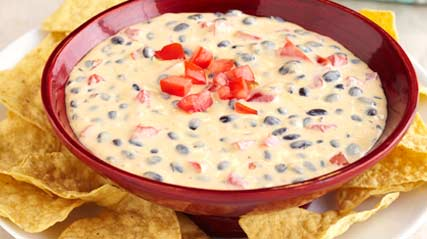 Deliciously Simple: Easy-Five Mexican Dip