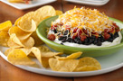 How to Make a 5-Minute Layered Bean Dip