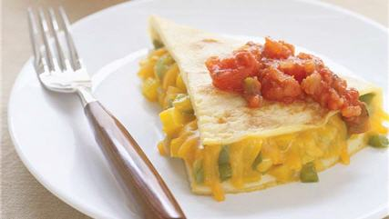 All About Eggs: How to make the perfect omelette