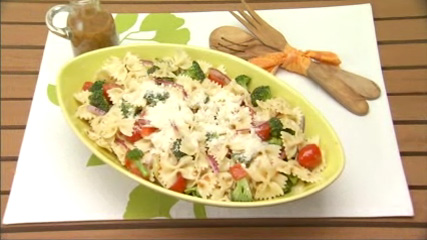 Pasta Salad Basics: Pasta Salad Success