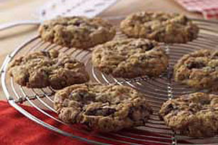 1-2-3 Chocolate Chunk Cookies