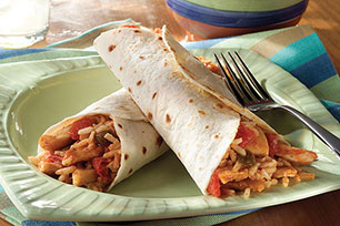 15-Minute Chicken Soft Tacos