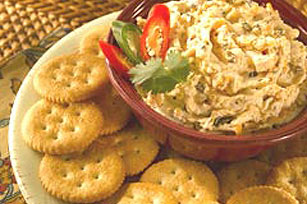 3-Pepper Cheese Spread