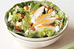5-Minute Chicken BLT Salad