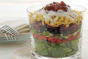 7-Layer Mexican Salad