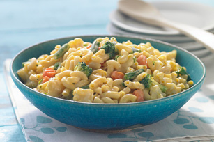 All-in-One Veggie Mac and Cheese