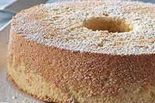 Giant Eagle White Almond Cake