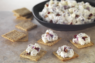 Apple, Pecan & Blue Cheese Spread