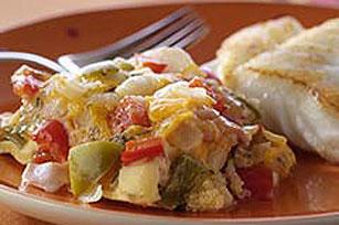 Cheesy Quinoa Casserole