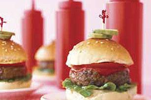 Classic Barbecue Burger