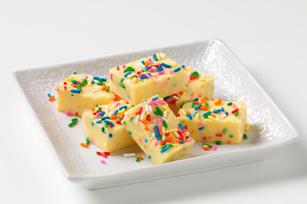 Confetti Fudge Bites
