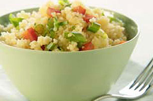 Couscous with Spring Vegetables