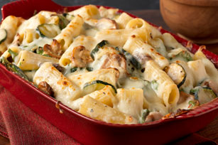 How to Make Zucchini Spinach Rigatoni Video