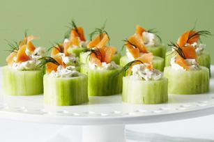 Cucumber Roulades