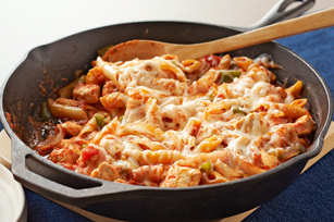 How to Make Chicken-Pasta Skillet Video