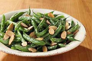 Lemon-Dijon Green Beans Amandine