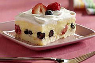 Low fat berry squares desserts recipes giant eagle low fat berry squares forumfinder Gallery