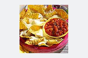 String Cheese Nachos