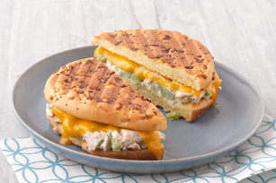 Pacific Tuna Melt Panini