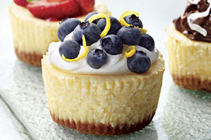 PHILADELPHIA Mini Cheesecakes Kraft Recipes