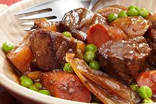 Slow-Cooker BBQ Beef Stew