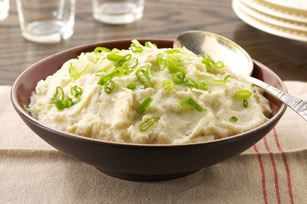 """So-Simple"" Cauliflower Mash"