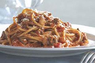 So-Easy Spaghetti Bolognese