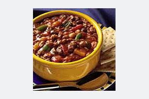 Soy-Full Chili