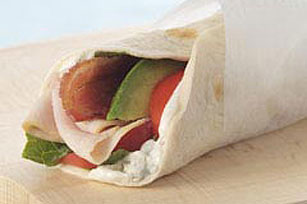 Turkey Cobb Wraps