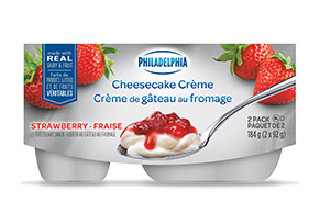 Philadelphia Cheesecake Crème Strawberry