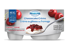 Philadelphia Cheesecake Crème Cherry