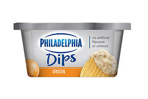 KRAFT PHILADELPHIA ONION 227 gr.