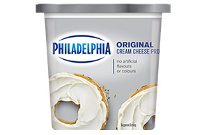 PHILADELPHIA CREAM CHEESE-SOFT ORIGINAL - 450 gr.